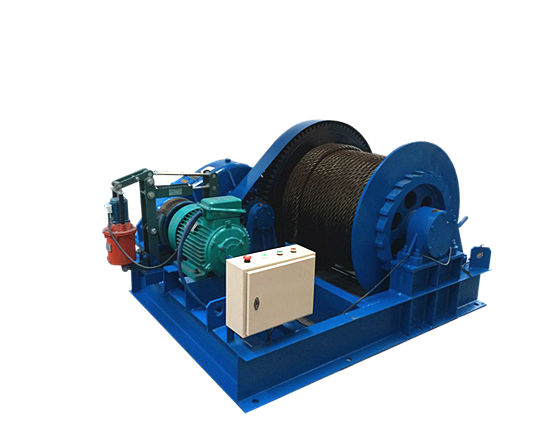 Ellsen industrial electric winch for sale