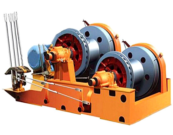 Industrial piling winch for sale