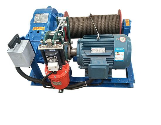 Ellsen light duty winch with good quality