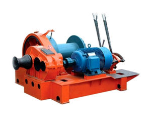 Ellsen piling winches with good working performance