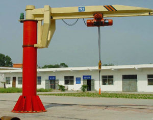 Pillar jib crane for sale