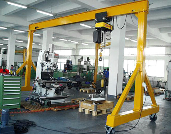 Ellsen supplies wide range of gantry crane