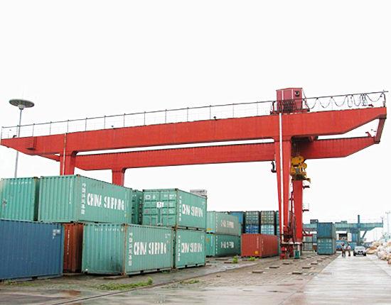 Quay gantry crane for sale