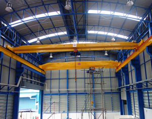 Ellsen ceiling mounted crane for sale