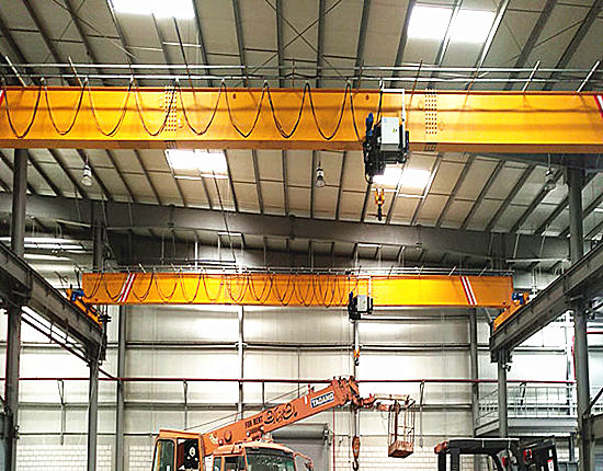 Remote control overhead crane for sale