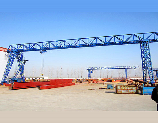 Truss gantry crane from us
