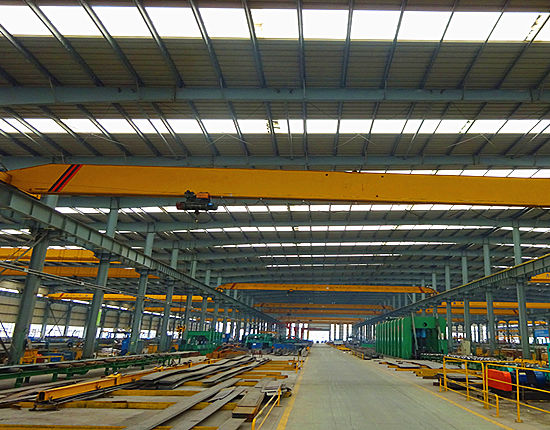 Warehouse overhead crane for sale