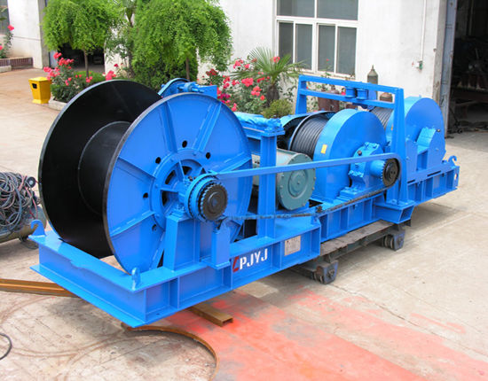 Ellsen heavy duty electric winch for sale