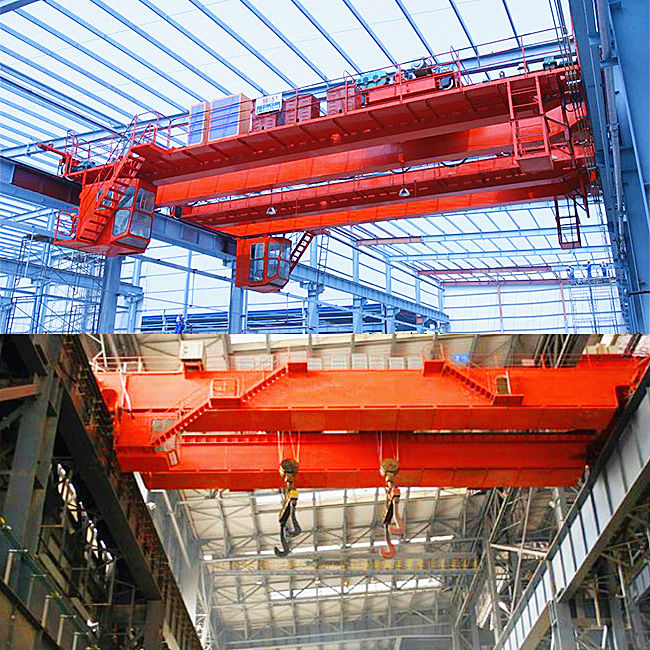 Ellsen double girder overhead cranes for sale
