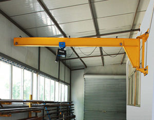 Wall mounted jib crane for sale