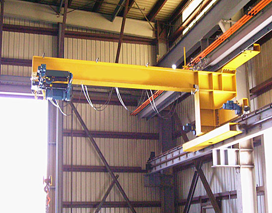 Wall traveling crane for sale