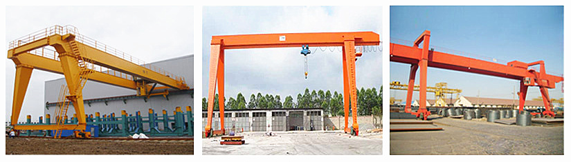 gantry cranes with good quality