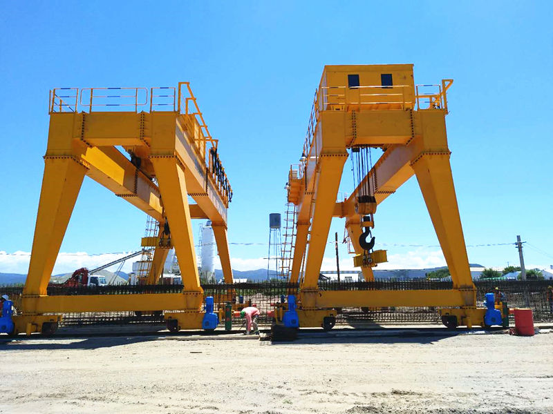 70 ton gantry cranes