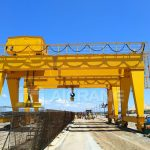 70 Ton Gantry Cranes Installed in Argentina
