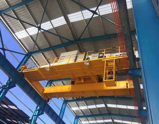 double girder overhead crane