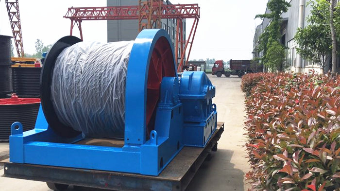 20 ton winch with good quality