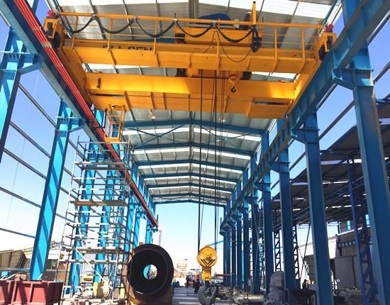 AQ-QD double girder crane