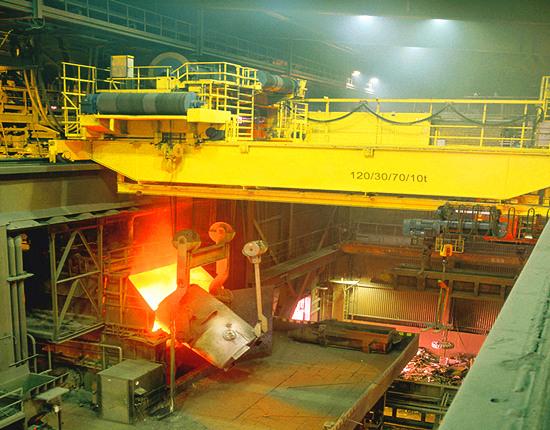 AQ-QDY foundry crane