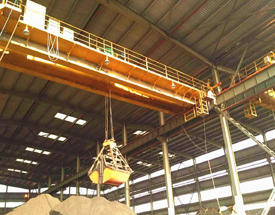 AQ-QZ grab crane
