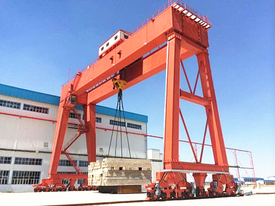 Rail-Mounted-Gantry-Crane-Straddle-Carrier