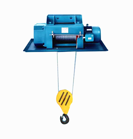 metallurgical hoist