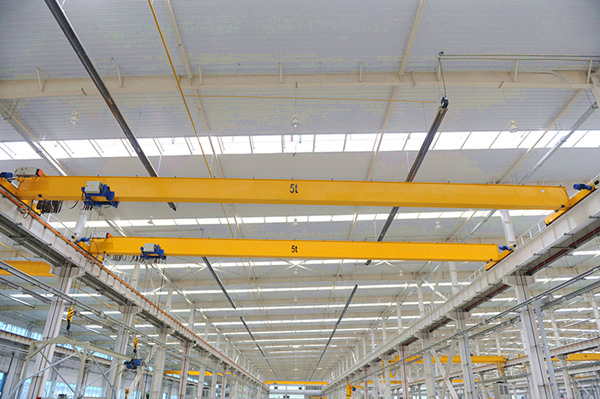 AQ-HD5T single girder crane