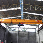 Description of Single Girder Overhead Crane Characteristics