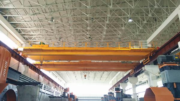 LH20T overhead crane