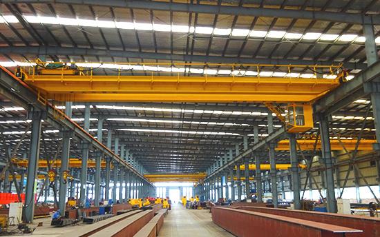 QD32T double girder overhead crane