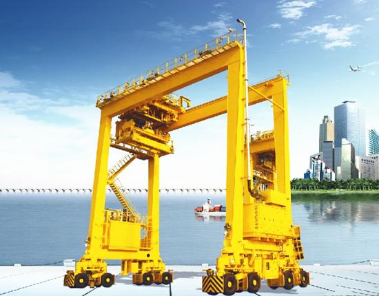 RTG crane for sale