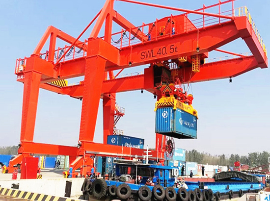 AQ-RMG crane for sale