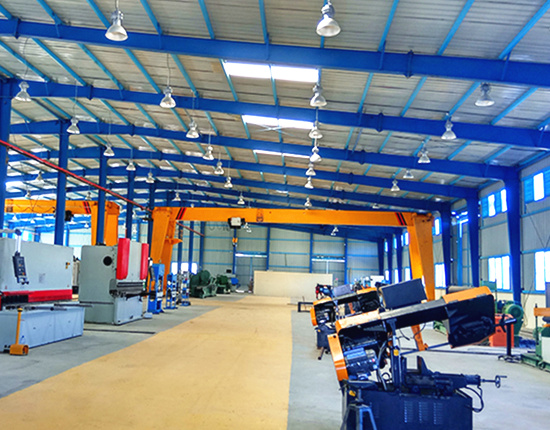 Workshop gantry crane for sale
