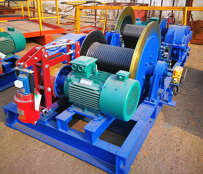 AQ-JM electric winch