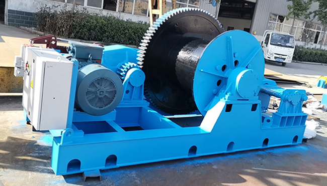 AQ-JM30T electric winch for sale
