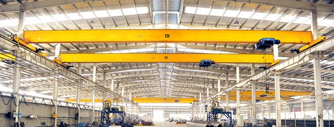 AQ-LD10ton overhead crane