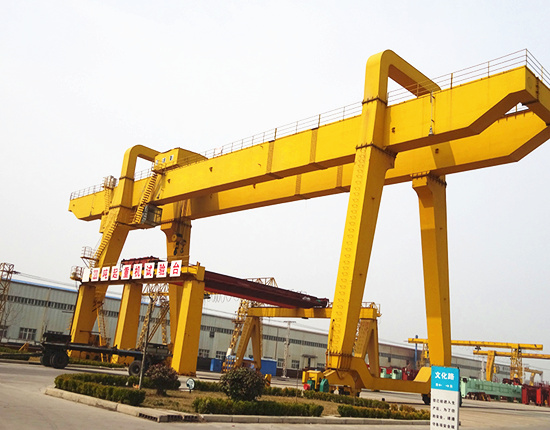 Aicrane quality gantry crane for sale