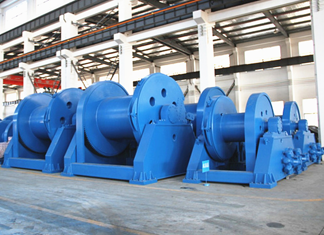 hydraulic winches for sale