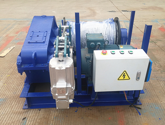 light duty winch with good quality