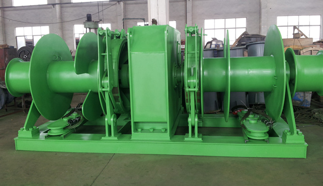marine winch with high quality