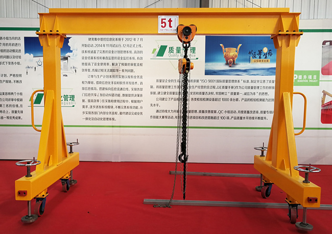 portable crane for sale