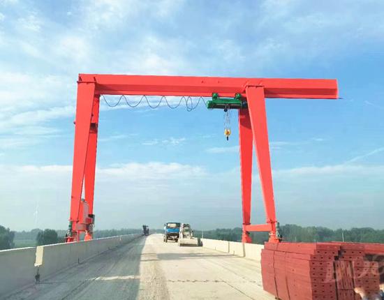 single girder gantry crane for sale