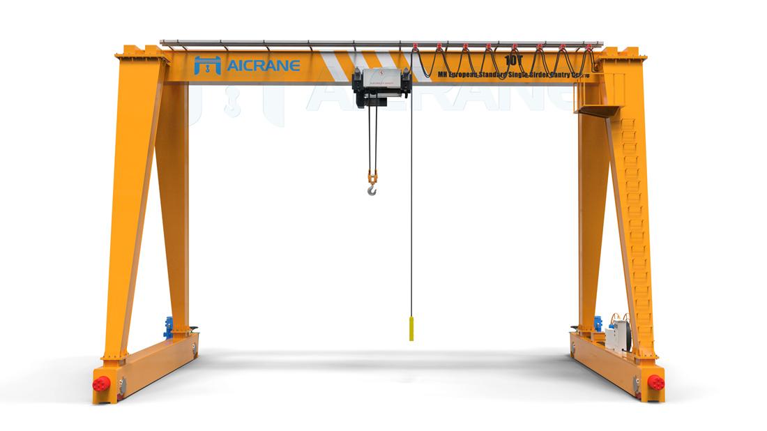 10ton gantry crane for sale