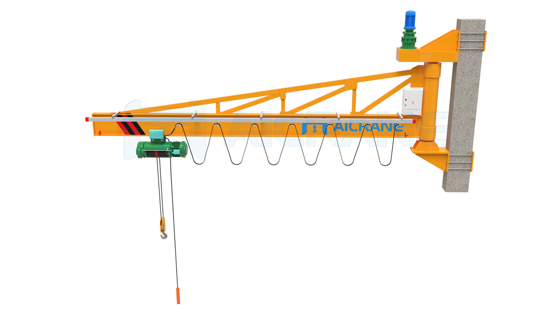 AQ-BX wall mounted jib crane