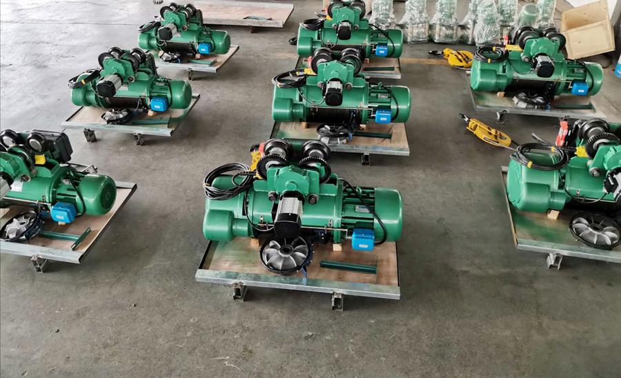 Aicrane electric hoists for sale