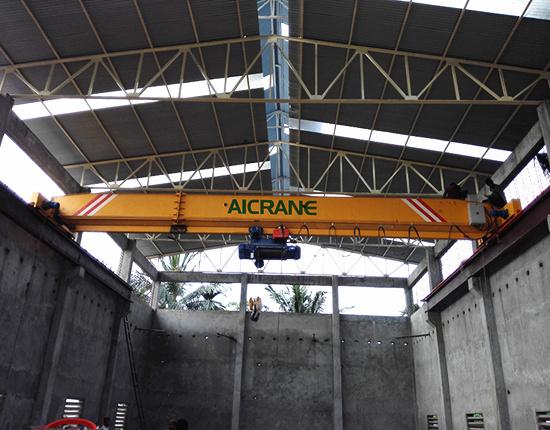Aicrane single girder overhead crane