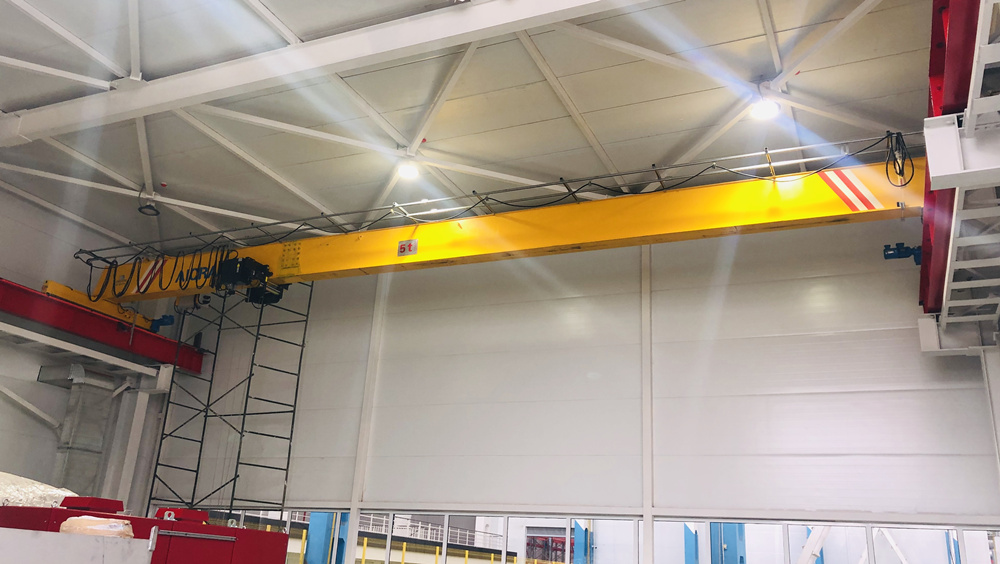 HD5T crane with good quality