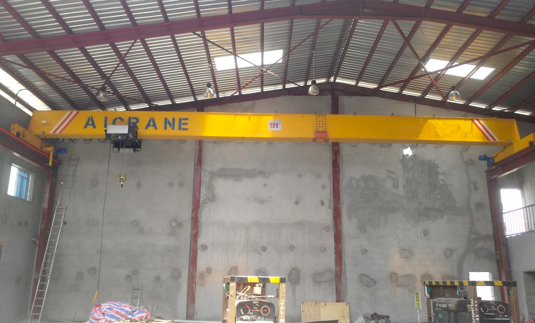 single girder crane in Nigeria