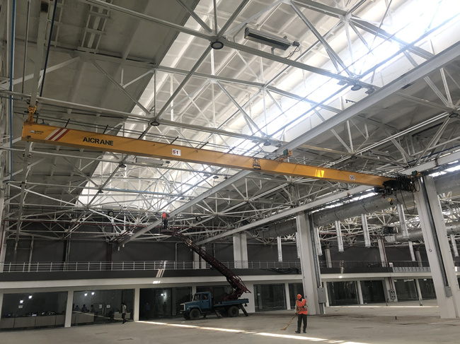underhung 5ton crane