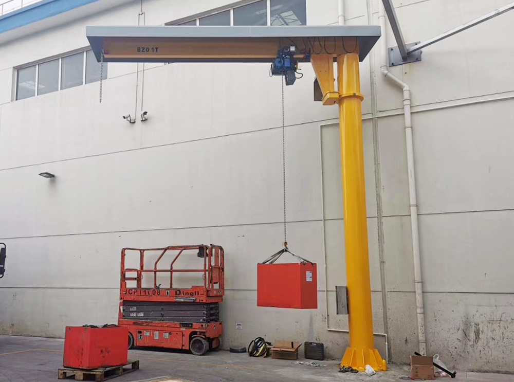 1ton jib crane for sale
