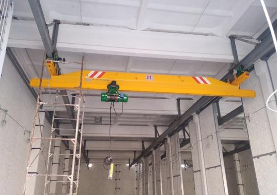 LX 2ton overhead crane for sale
